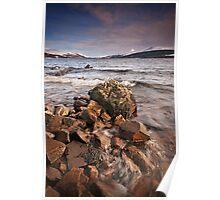 Loch Rannoch and Schiehallion Poster
