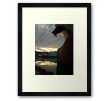 Odessa - The Eye Of The Monster - 2 Framed Print