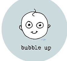 Bubble Up Be Happy by Surf Dog