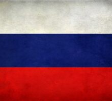 Russian Flag by Stepz2007