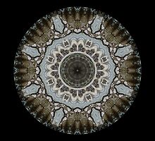 The Greylander Mandala Tapestries III by owlspook