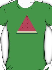 Watermelon // Graphic Fruit Pattern T-Shirt