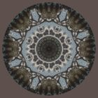 The Greylander Mandala Tapestries III - Tshirt by owlspook