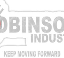 Robinson industries Sticker