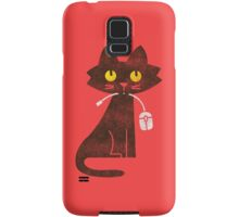 Hungry Hungry Cat Samsung Galaxy Case/Skin