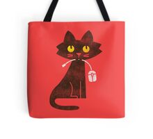 Hungry Hungry Cat Tote Bag