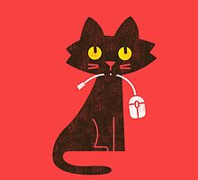Hungry Hungry Cat by Budi Kwan