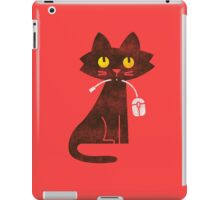 Hungry Hungry Cat iPad Case/Skin