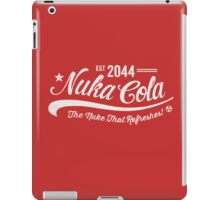 Red-Est 2044. Nuka Cola, The nuka that refreshes!- Fallout iPad Case/Skin