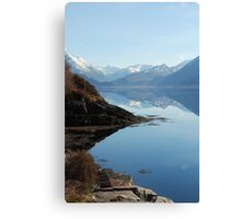 a time to reflect Canvas Print