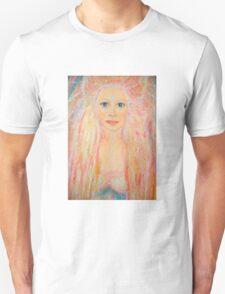 An angel smiles Unisex T-Shirt