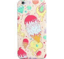 Ice & Cream  iPhone Case/Skin