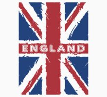 England T Shirt by kmercury
