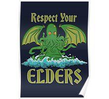 Respect Your Elders Poster