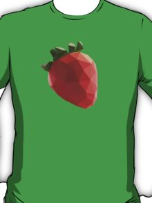 Polygon Strawberry T-Shirt