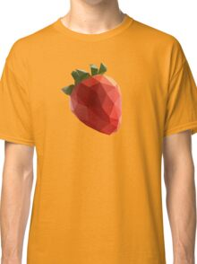 Polygon Strawberry Classic T-Shirt