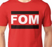 FOM Red Unisex T-Shirt