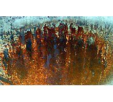 the ice age cometh Photographic Print