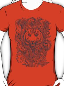 Tiger Tangle T-Shirt