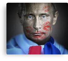 Mother Russia's Favorite Son Canvas Print