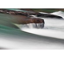 Arden Falls: Brush Strokes Photographic Print