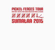 Picket Fences Tour 2015 - Names Unisex T-Shirt