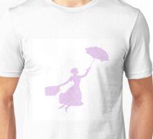 Fluffy clouds Miss Poppins  Unisex T-Shirt