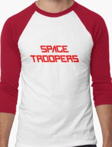 Space Troopers Men's Baseball ¾ T-Shirt