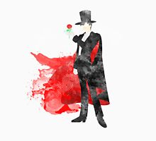Tuxedo Mask, Sailormoon Giclee Art Print Unisex T-Shirt