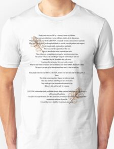 Reason, Season or Lifetime! Unisex T-Shirt