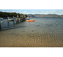 Quiet Afternoon-Safety Cove Photographic Print