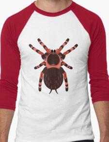 Mexican redknee tarantula Men's Baseball ¾ T-Shirt