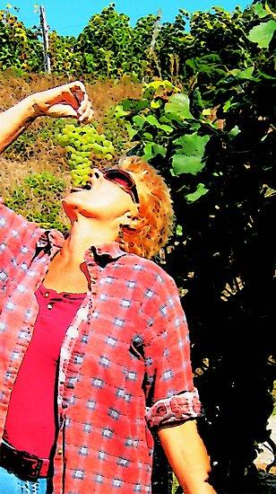 wine-tasting by SusanneSurup