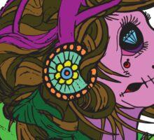 Zombie Gypsy  Sticker