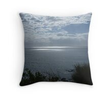 Blue Solitude - Scotts Head NSW Throw Pillow