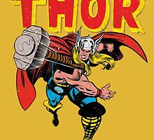 The Mighty Thor by zamora