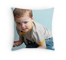 WHAT!?!? Throw Pillow