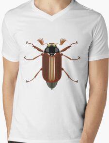 Cockchafer Mens V-Neck T-Shirt