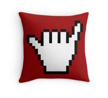 8 BIT Cool Shaka sign - Surf Throw Pillow