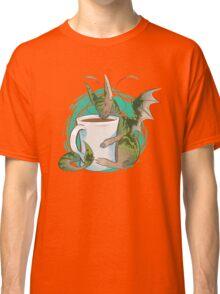 Domestic Dragons: Tea Lover Classic T-Shirt