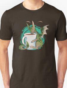 Domestic Dragons: Tea Lover T-Shirt