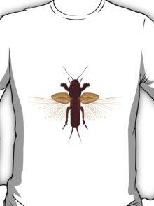 European Mole Cricket T-Shirt