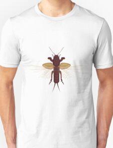 European Mole Cricket Unisex T-Shirt