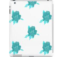 Blu roses  iPad Case/Skin