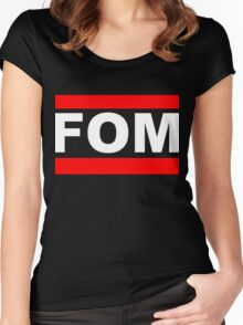 FOM Women's Fitted Scoop T-Shirt