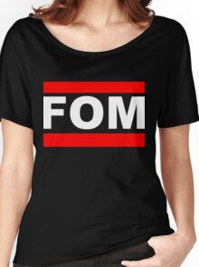 FOM Women's Relaxed Fit T-Shirt