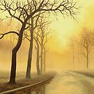 fog and rain by edisandu