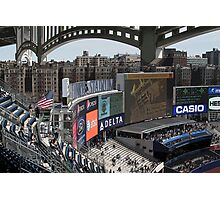 New Stadium, Old Bronx Photographic Print