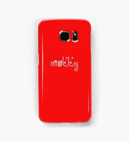 Molly Samsung Galaxy Case/Skin
