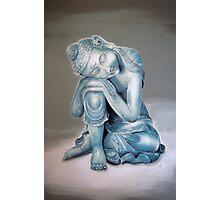 """Sleeping Buddha"" Photographic Print"